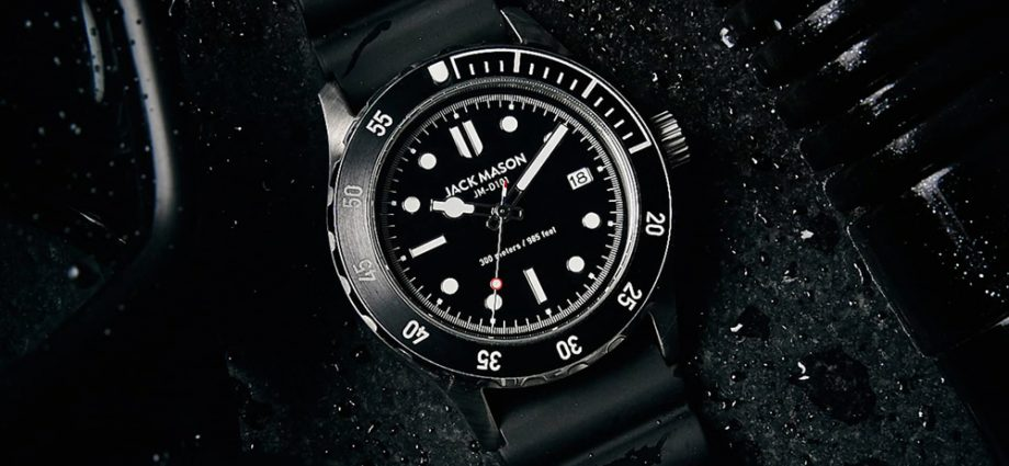 Dive Watches For Those Who Love The Water